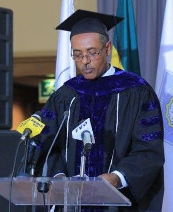 Jimma University Graduates 68 students for the third time in Addis